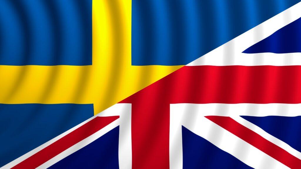 Svenska och Engelska